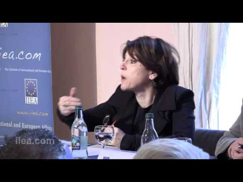 Dr. Maria Grazia Giammarinaro On Policy Dilemmas In Preventing Trafficking In Human Beings