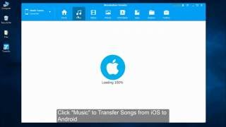 TunesGo: Transfer Music Among iOS, Android,iTunes and PC