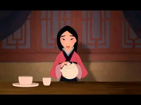 Disney-Mulan 1998