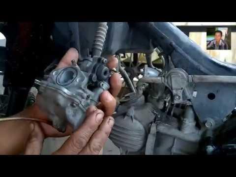 Cara Memasang Karburator Yang Benar Pada Motor