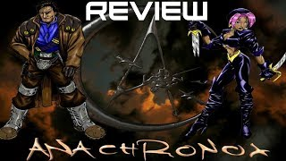 Anachronox Review -  Ion Storm's Forgotten RPG