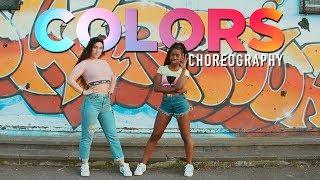 JASON DERULO, MALUMA - COLORS | @LeoniJoyce Choreography/coreografia
