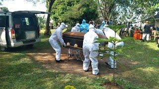 Covid-19: Homa Bay nurse buried - VIDEO