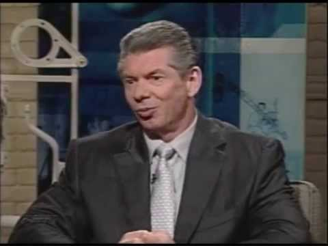 Vince McMahon: Off The Record 2004 (Pro Wrestling Interview)