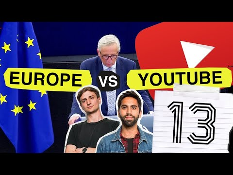 YouTube is Changing: Article 13 Explained Mp3