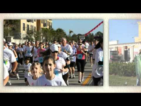 Komen Race For The Cure SWFL Coconut Point Bonita Springs -