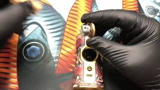 Gambar cover Building the Wotofo Serpent Elevate RTA