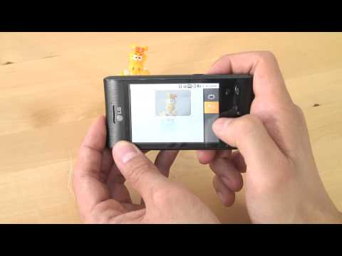 LG GT540 Test Kamera