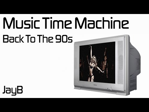 Music Time Machine - Modern Songs in 90s Style | JayB