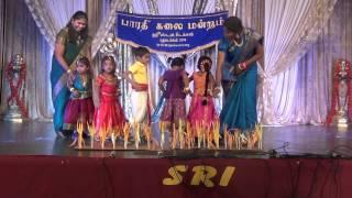 bkm pongal celebration katy tamil school kids performance