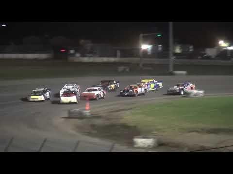 Street Stock Heats Davenport Speedway 9/21/18