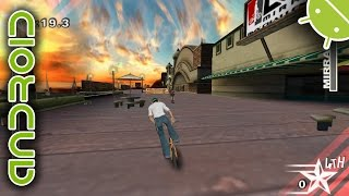 Dave Mirra BMX Challenge | NVIDIA SHIELD Android TV | PPSSPP Emulator [1080p] | Sony PSP