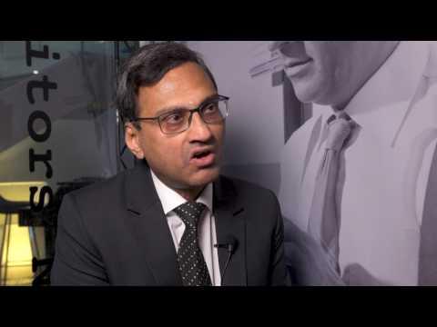 Athmanatha Sharma, CFO, ABB AB at 600Minutes Executive Finance 2017, Sweden PART 3