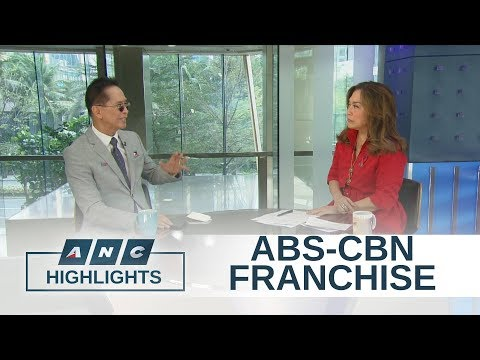 Panelo: Duterte Won't Interfere With ABS-CBN Franchise Renewal | Headstart