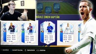 FIFA 18: Heftige Belohnung! HAZARD TOTGS FUT DRAFT! 🔥🔥 - Ultimate Team - Draft Pack Opening