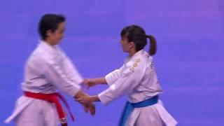 Top moments of Karate 1-Premier League Dubai | World Karate Federation