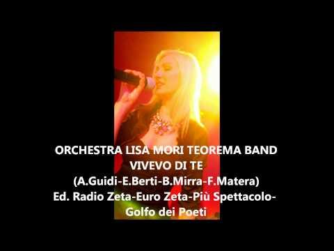 MICROFONO D'ORO 2015 - LISA MORI TEOREMA BAND - VIVEVO DI TE - COD 34
