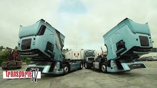 Comparativa Volvo FH 460. Diesel contra Gas Natural