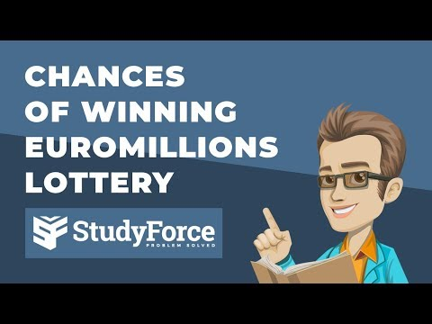 🏆 Chances Of Winning The EuroMillions Lottery