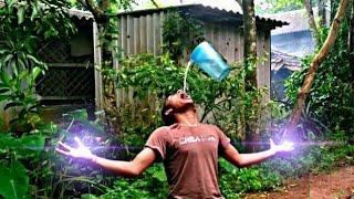 [Hindi] पानी पीने की जादुई तरीके || Kinemaster Editing tutorial ||Magical Video || 2
