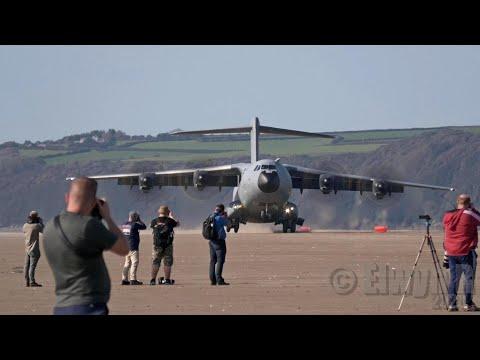 Huge Airbus A400M