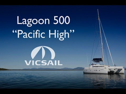 Pacific High Lagoon 500