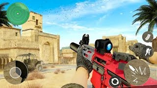 Critical War Gun Strike Mission - Android GamePlay - FPS Shooting Games Android #2