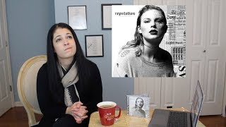 Download Reviewing Taylor Swift's Reputation Album! MP3 song and Music Video