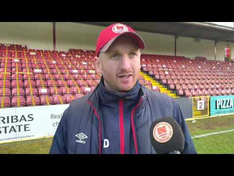 Interview | O'Donnell On Longford Win & THAT Chris Forrester Rocket