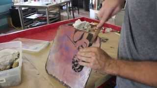 Enameling in less than 3 minutes - Houston Llew Studio