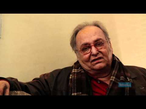 In Conversation with Soumitra Chatterjee