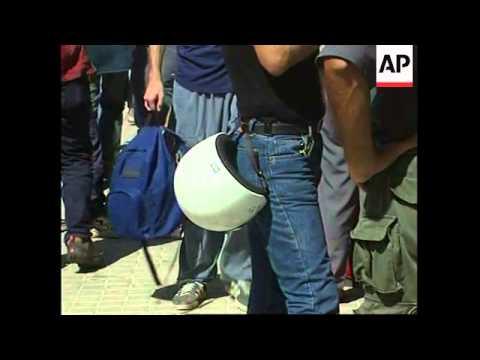 ITALY: ANTI GLOBALIZATION ACTIVISTS & IMF