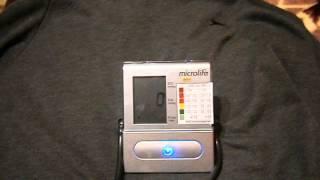 Qon bosimi Microlife AG 9443 Widnau monitor