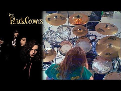 Kyle Abbott - The Black Crowes - Hard To Handle (Drum Cover)