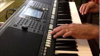 Dekho Na - Fanaa Instrumental - Yamaha PSR S950 Indian Expansion Pack Sounds