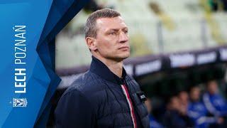 Trener Dariusz Żuraw po meczu z Lechią