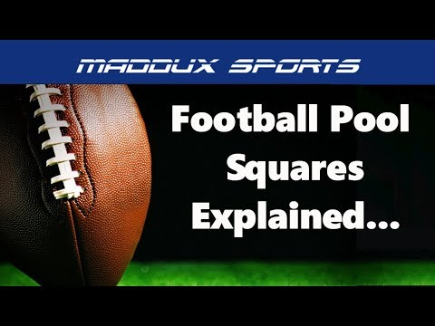 How Do Football Squares Work – Football Pools - Sports Betting Library
