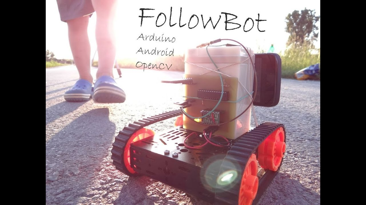 Object Tracking Robot: 8 Steps (with Pictures)