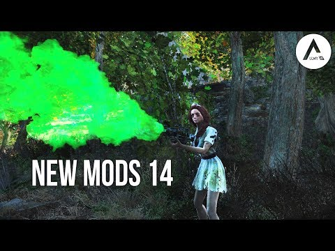 5 Brand New Console Mods 14 - Fallout 4 (PS4/XB1/PC)