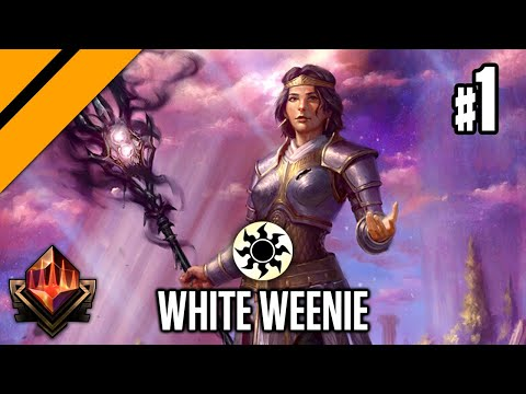 White Weenie - Top Meta Standard Decks Bo3 & 1 | Theros Beyond Death | MTG Arena