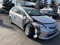 Авто из США 🇺🇸. 2013 Toyota Prius V - 3000$.