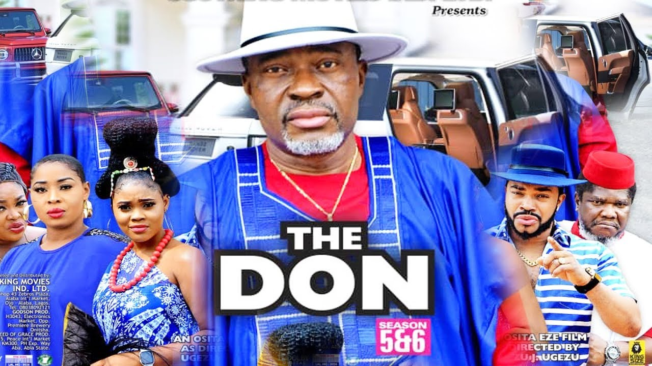 Download THE DON SEASON 6 (NEW HIT MOVIE) - UGEZU J UGEZU THINK|K.O.K|2020 LATEST NIGERIAN NOLLYWOOD MOVIE