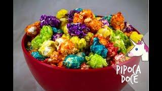 PIPOCA DOCE (colorida)
