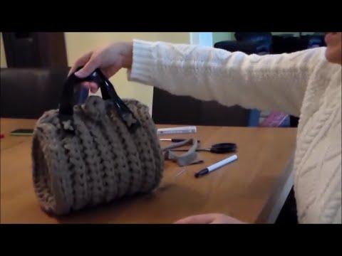 How to fashion – wieder eine Tasche häkeln