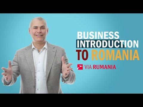 Business in Romania: Introduction by José Miguel Viñals