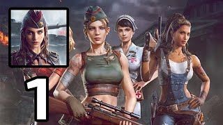 Kiss of War - Gameplay Part 1 (Android,IOS) screenshot 3