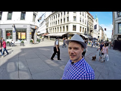 Oslo Travel Guide: Karl Johans gate