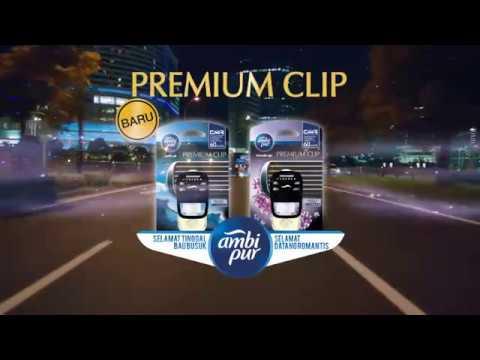 Ambi Pur Car Premium Clip