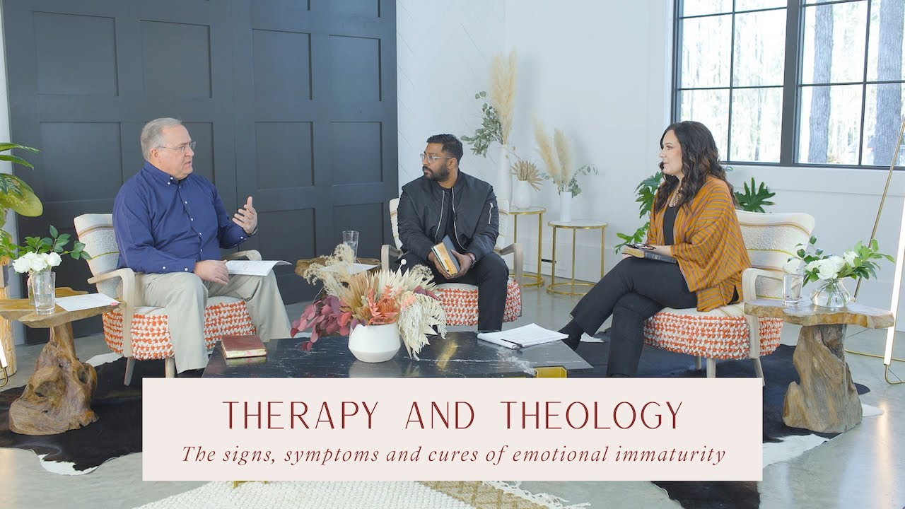 Download Therapy & Theology: The Signs, Symptoms and Cures of Emotional Immaturity