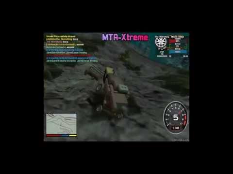 -- MultiTheftAuto  -- Hogy ne menny le a hegyről! :D (HD) videó letöltés